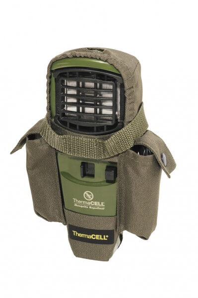 ThermaCell® Holster, olivgrün
