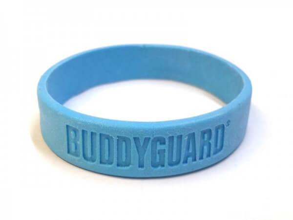 Buddyguard Insektenschutz Band Blau