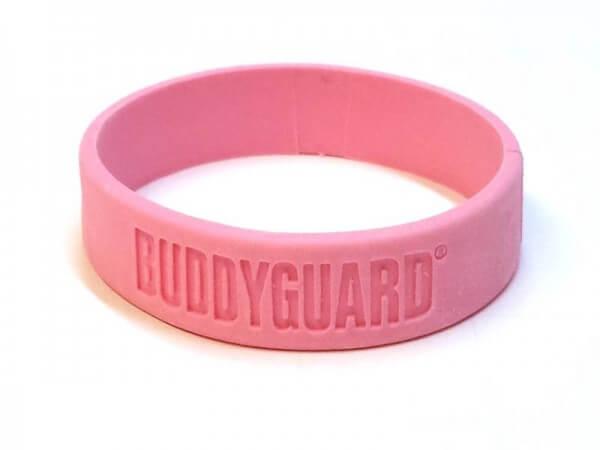 Buddyguard Insektenschutz Band Rosa